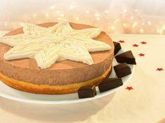 Karácsonyi csillag torta Hungarian Recipes, Cheesecake, Pie, Xmas, Food, Torte, Cake, Cheesecakes, Fruit Cakes