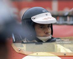 Jim Clark, Hockenheim, 7 April 1968, Lotus 48 Ford (Schlegelmilch)...