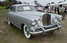 Rolls Royce Silver Wraith Vignale