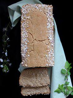 Chleb w 100% owsiany