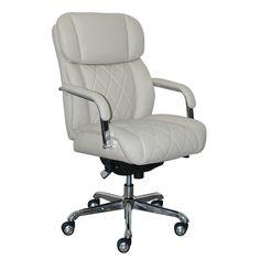 La-Z-Boy Sutherland Executive Chair & Reviews | Wayfair Home Office Space, Home Office Decor, Cheap Desk, Cafe Chairs, Room Chairs, Desk Chairs, La Z Boy, Chair Bed, Executive Chair