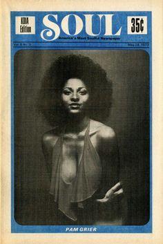 pam grier, soul, 1973