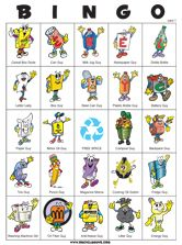 Caring For My Environment Badge: Recycling Activities and Games