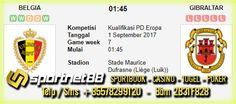 Prediksi Skor Bola Belgia vs Gibraltar 1 Sep 2017 Kualifikasi PD Eropa di Stade Maurice Dufrasne (Liège (Luik)) pada hari Jumat jam 01:45 live di Fox Sports Play