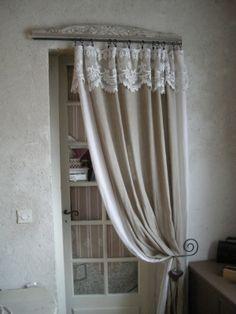 1000 id es sur le th me draps anciens sur pinterest tapis lirette tapis de - Rideaux anciens dentelle ...