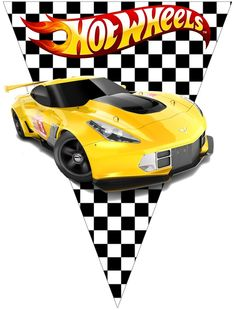 Car Themed Parties, Cars Birthday Parties, Race Car Birthday, Hot Wheels Birthday, Hot Wheels Party, Imprimibles Hot Wheels, Anniversaire Hotwheels, Happy Birthday Baby, Boy Birthday