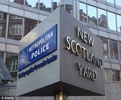 New Scotland Yard London, England Headquarters of the Metropolitan Police Service London House, Scottish Highlands, London Calling, Great Britain, Investigations, Troll, Scotland, Arrow, Neon Signs