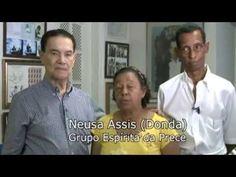 Divaldo Franco no lar de Chico Xavier - YouTube