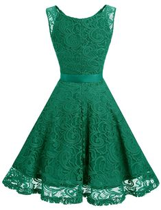 This elegant short dress features a sleeveless v-neckline.This dress is perfect for casual or any special occasion. Fabric : Lace Closure : Zipper Back Sleeve Style : Sleeveless Length : Knee Length Colors : Green, Mint, Yellow, Black, Blush, Champagne, Navy, Purple, White, Coral, Dark Red, Lavender Sizes : XS, S, M, L, XL, 2XL, 3XL Fully Lined Soft Cup Inserts Occasion : Formal, Cocktail, Birthday Party, Casual, Church