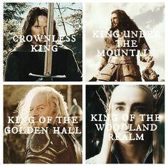 Kings of Middle Earth.
