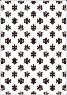 Crafts Too Embossing Folder Christmas Paper, Vintage Christmas, Christmas Holidays, Christmas Crafts, Christmas Ornaments, Christmas Patterns, Snowflake Background, Christmas Background, Paper Background