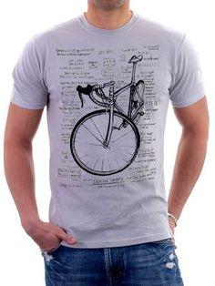 Road Cyclist Tee Shirt