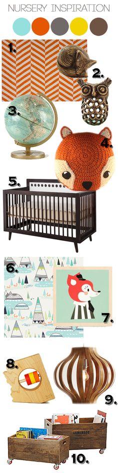 My Nursery Inspiration