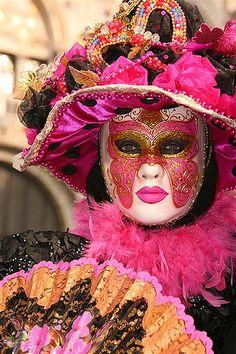 https://flic.kr/p/4oDPTw   Carnevale de Venezia, Carnaval de Venise, Venice Carnival by David Pin