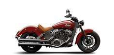 2015 Indian Scout. Oh, yeah.