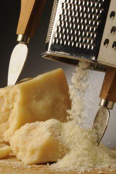 #ParmigianoReggiano, una grattugiata di bontà!