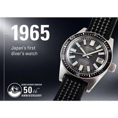 @seikowatchusa celebrates 50 years since the release of its first #diverswatch, which has since become an icon for #Seiko fans and collectors. Do you have a #SeikoDiver that's still going strong? We...