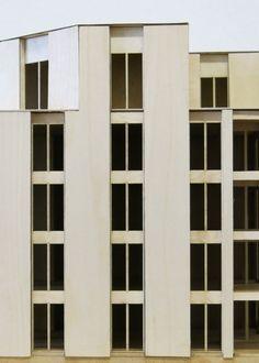 Sergison Bates . Seebach housing buildings . Zurich (3)