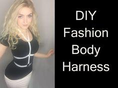 DIY Fashion Body Harness