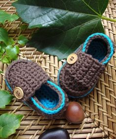 Baby boy shoes (loafers)...MY GRANDSON HAS THESE....SO CUTE