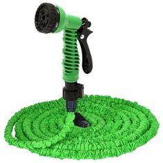 100 foot garden hose. تخفیف ویژه . شیلنگ جادوئی ایکس هوز XHOSE فقط : 15 تومان! 100 Foot Garden Hose
