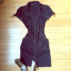 Bcbg Max Azria Shirt Dress