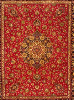 Persian rug from Iran
