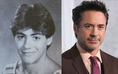 Guess Who Robert Downey Jr Celebrities Before And After, Celebrities Then And Now, Young Old, Ol Days, Robert Downey Jr, History Facts, Old Hollywood, Music Artists, Norman