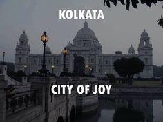 Kolkata is a city of joy, A city of India. https://www.facebook.com/FortuneShikshaNoida