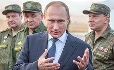Путин ввел в действие план обороны России до 2020 года