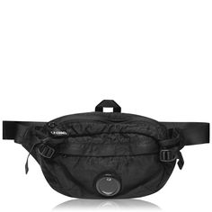 Update your accessories with the 69 Bumbag by CP Company . Constructed with a zip fastening main compartment, this piece also boasts a plastic clip fastening to the waist and an additional zip fastening pocket to the front. Finished with the signature CP Company logo to the front.    #streetstyle #menswear #bag Mens Designer Accessories, Plastic Clips, Company Logo, Menswear, Backpacks, Belt, Pocket, Zip, Belts