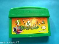 Gameboy Game GBA/DS YOSHI TOPSY TURVY  ADVANCE