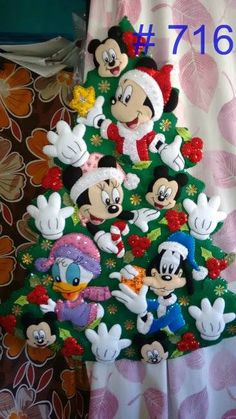 made to order - Felt Christmas stocking Away in a manger st Merry Christmas, Peanuts Christmas, Mickey Christmas, Vintage Christmas, Christmas Diy, Felt Christmas Stockings, Felt Stocking, Felt Christmas Ornaments, Felt Crafts