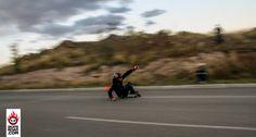 sesion de longboard en chihuahua mexico
