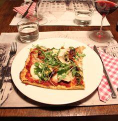 Pizza di Cavolfiore aka Kukkakaalipizza