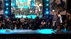 B-Boy 5on5 Semifinal-1 Morning of Owl(KOR)vs Bboyworld Asia Team 2013New...
