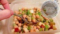 Dog Food Recipes, Salad Recipes, Healthy Recipes, Good Food, Yummy Food, Tofu, Pasta Salad, Potato Salad, Salads