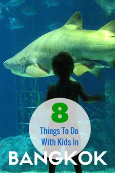 8 Things To Do With Kids In Bangkok. Includes Fantasia Lagoon, Ocean World, Funariam, Royal Dragon Restaurant and more! TRAVEL WITH BENDER | Family Travel in Bangkok made easy.