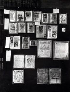 Pinterest von damals. Aby Warburg: »Mnemosyne-Atlas«, Tafel 33