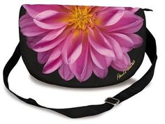 Saddle Bag Orchid Pink Dahlia SKU-PAS686012 WMU. $32.01. Save 37% Off!