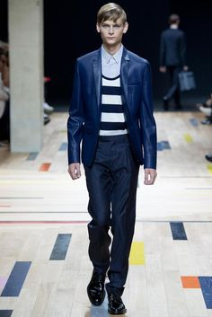 Dior Homme Spring 2015 Menswear - Collection - Gallery - Look 1 - Style.com