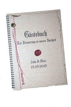 Gästebuch Zur Hochzeit Mittelalter Für Eine Bleibende Erinnerung An Den  Tollen Tag Und Ihre Gäste.