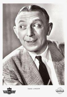 Theo Lingen (* 10. Juni 1903 in Hannover; † 10. November 1978 in Wien; eigentlich Franz Theodor Schmitz) war ein deutscher Schauspieler, Regisseur und Buchautor. Er war ab 1928 mit der Sängerin Marianne Zoff verheiratet, der ersten Frau Bertolt Brechts.