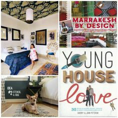 Amazon.com recently shared their Editor's Picks for the ten best books in Home & Garden 2012. Among their TOP choices? Young House Love and Marrakesh by Design! Congrats to Sherry, John & Maryam -- plus, we're excited because BOTH books feature projects by Royal Design Studio!