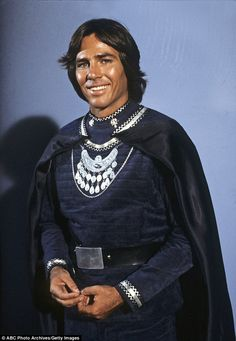 Most celebrated role: Richard Hatch found fame and a cult fan following for his role as Captain Apollo in Battlestar Galactica that aired for one season in 1978-79