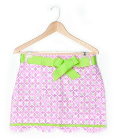Look at this Pink T's Squared Sydney Skort by Turtles and Tees Glam Girl, Triplets, Little Princess, Skort, Be Perfect, Sydney, Girl Outfits, That Look, Girls Dresses