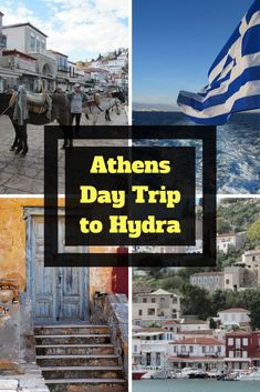 How to plan an Athens day trip to Hydra
