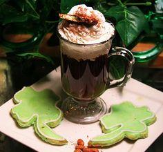 Irish Coffee and Pistachio Cookies More