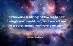 Trust The Universe - Unlocking the Flow and Ease of Life