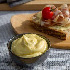 Enkel aïoli Tapas, Food And Drink, Pudding, Blog, Cooking, Dipper, Desserts, Kitchen, Tailgate Desserts